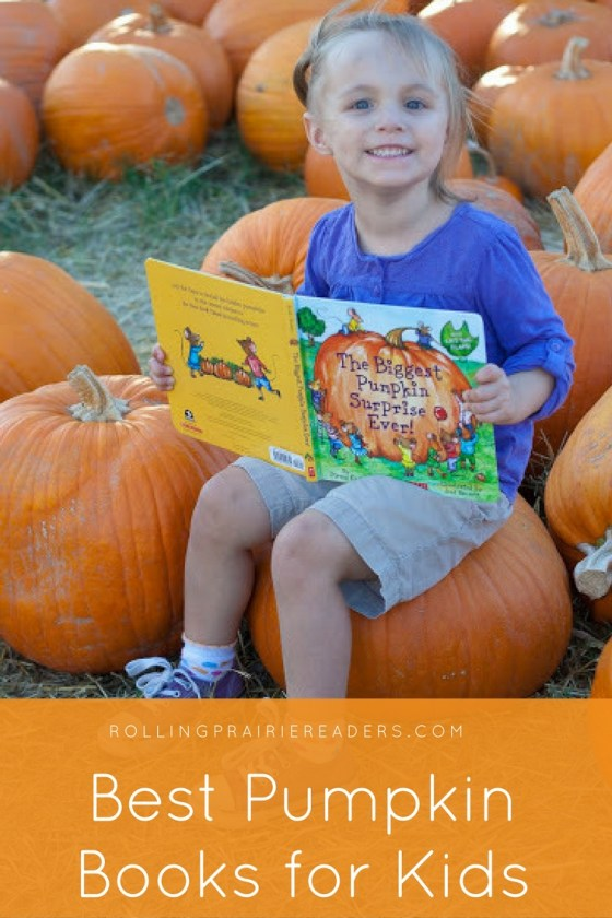 Best Pumpkin Books for Kids