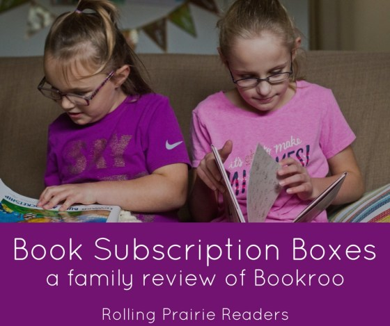 Book Subscription Boxes for Kids: Bookroo | read aloud, children's books, early literacy, activities for kids, family activities, raising readers