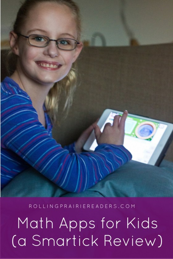 Math Apps for Kids: Smartick Review | learning activities, fun games, technology for children, elementary, middle school {rollingprairiereaders.com}