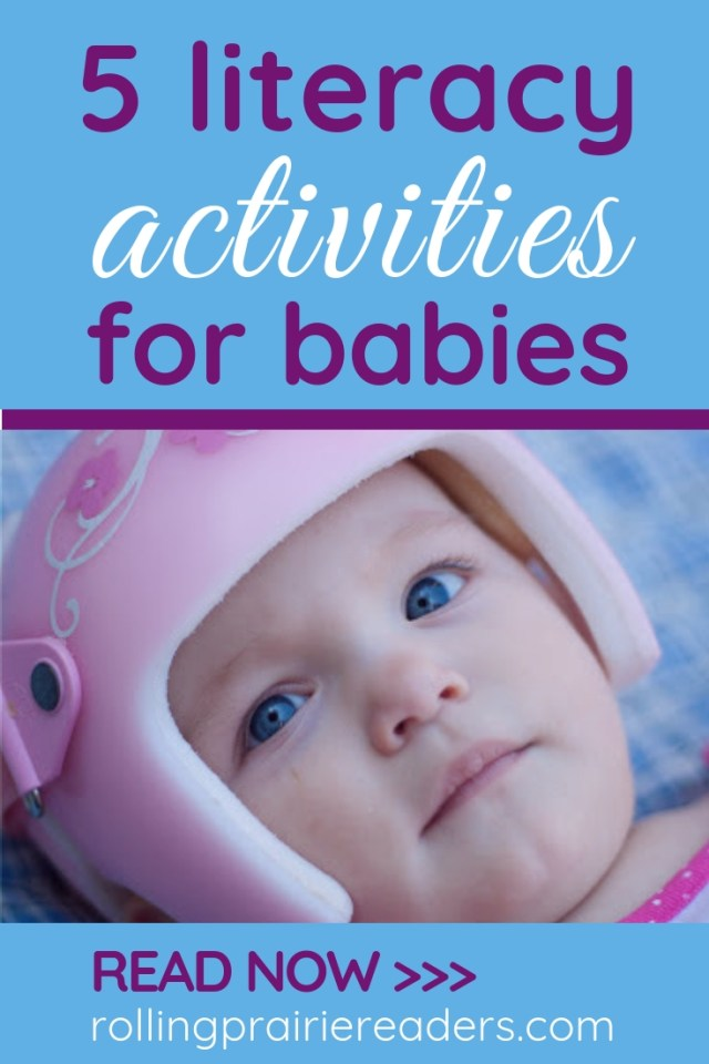 5 Literacy Activities for Babies