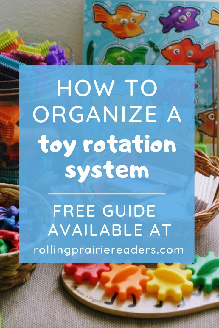 How to Organize a Toy Rotation System