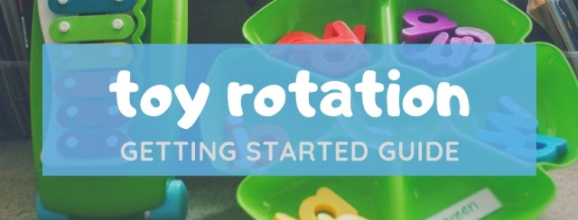Toy Rotation: Getting Started Guide