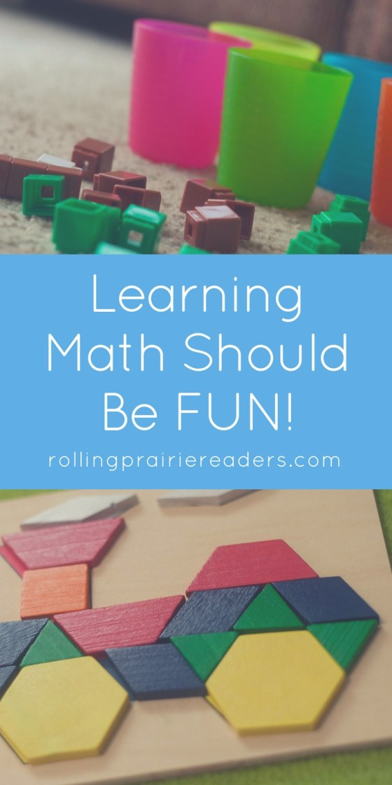 Learning Math at Home in a Fun Way