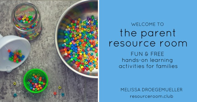 The Parent Resource Room
