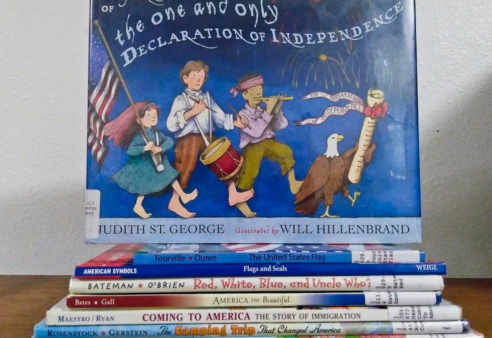 24 Patriotic Books for Kids
