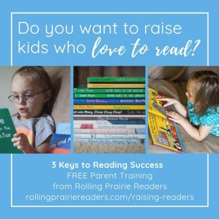 Raising Readers Video Training