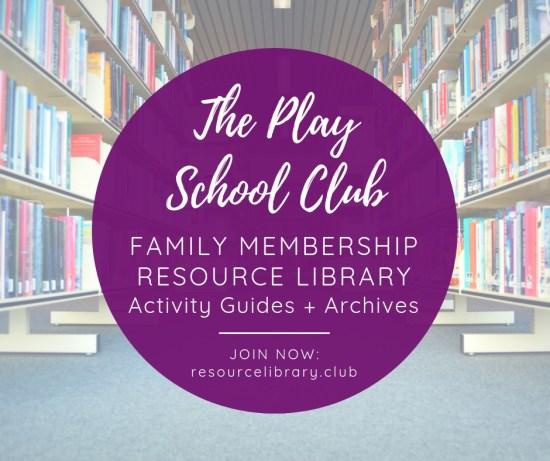 The Play School Club Family Membership