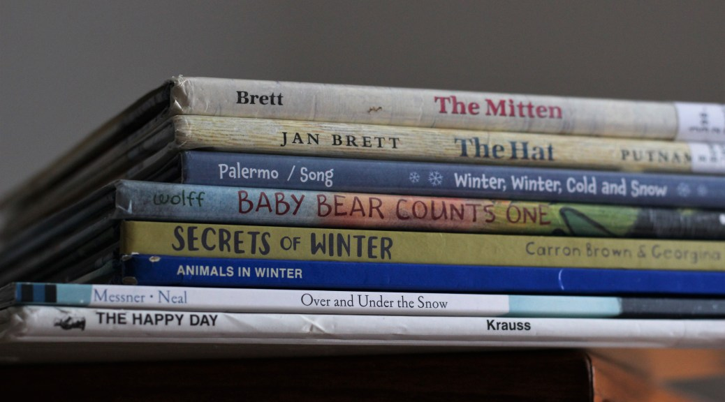 Winter Animals Books for Kids