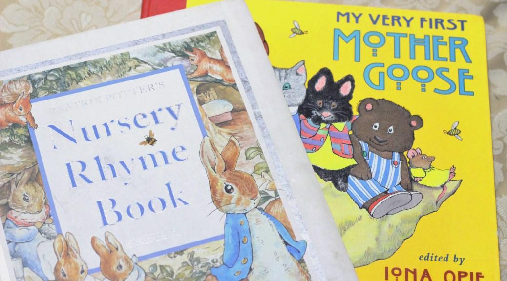 Nursery Rhyme Books