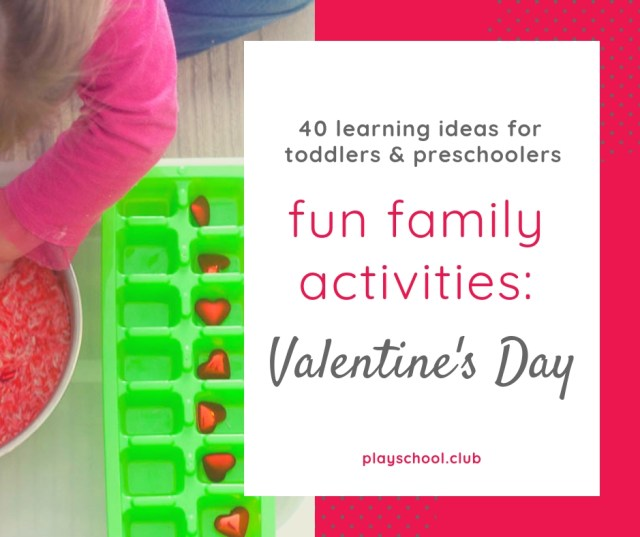 Fun Family Activities: Valentine's Day