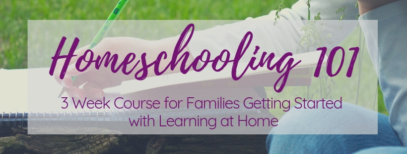 Homeschooling 101