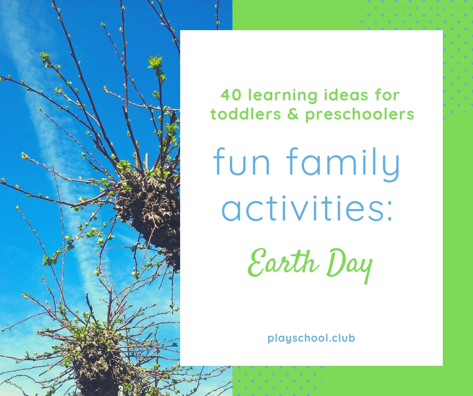 Earth Day Family Activity Guide