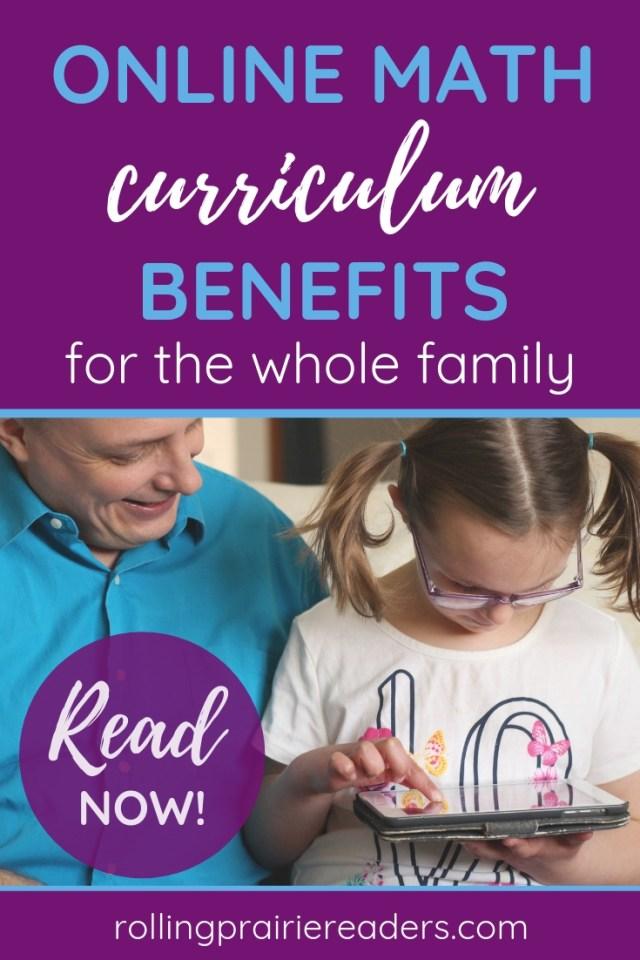 Online Math Curriculum Benefits