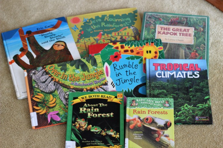 12 Jungle Books for Kids
