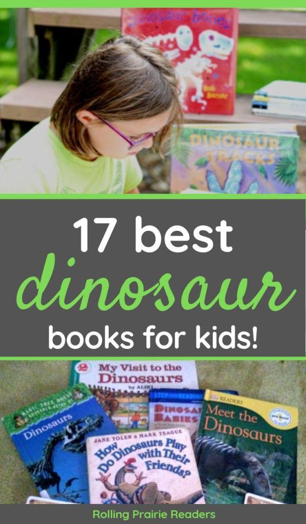 17 Best Dinosaur Books for Kids