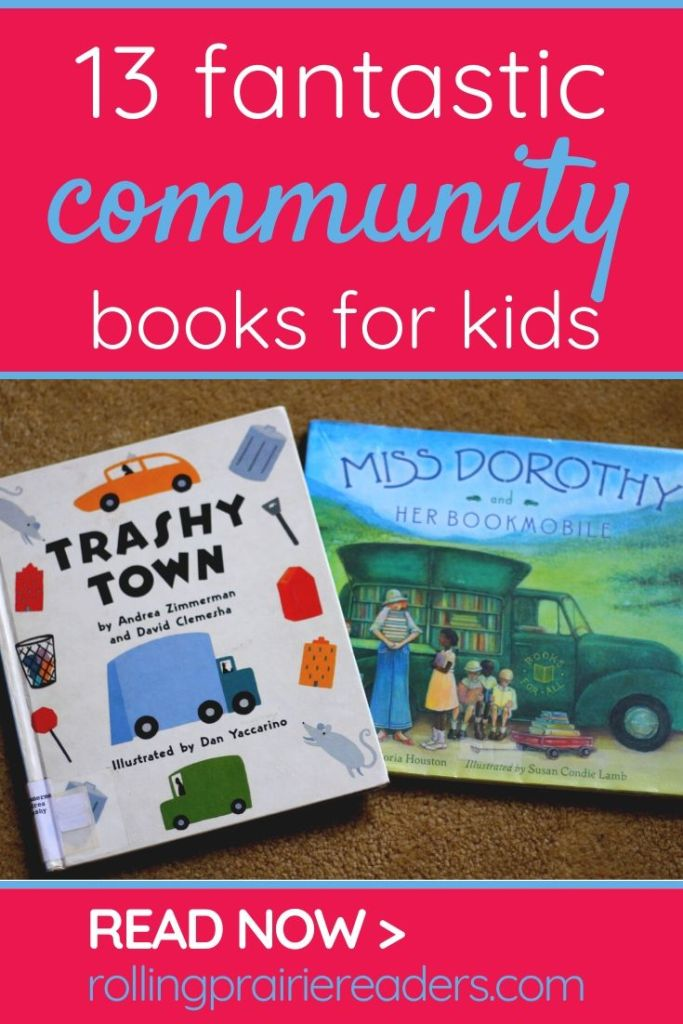 Books about Community Helpers