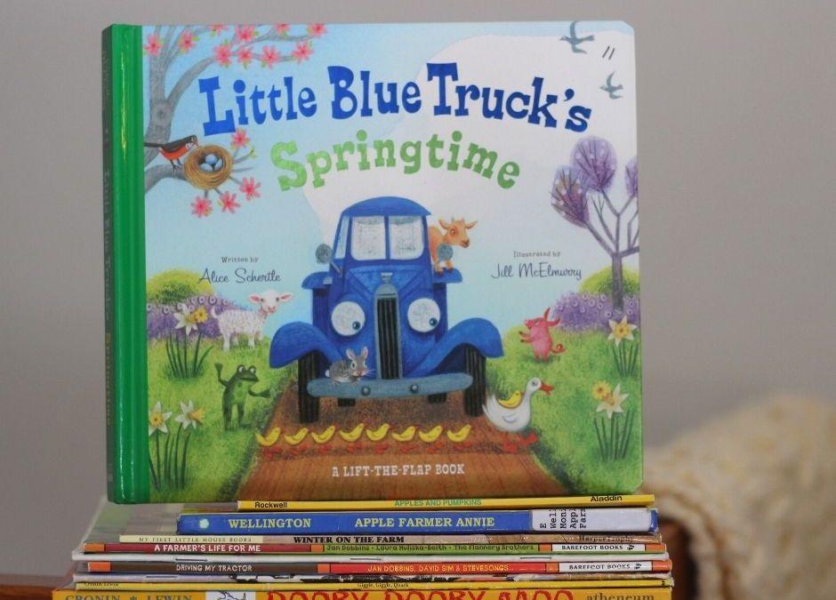 17 Farm Books for Kids