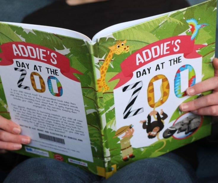 Personalized Books Make Great Gifts for Kids!