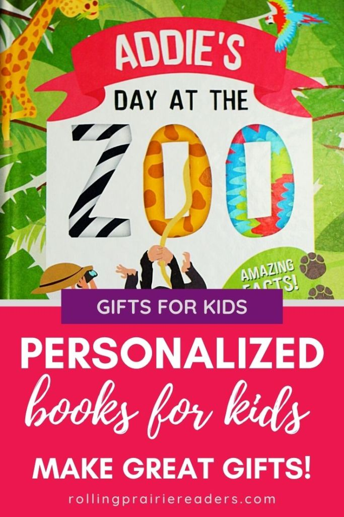 Personalized Books for Kids | A Book Review