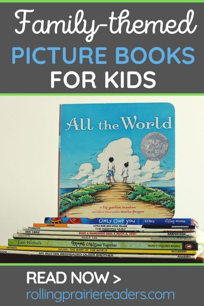 Family-Themed Picture Books