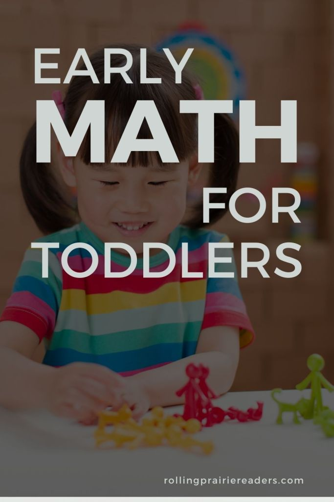 Early Math for Toddlers