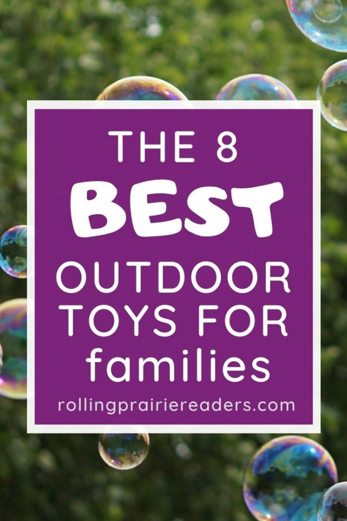 Best Outdoor Toys for Families