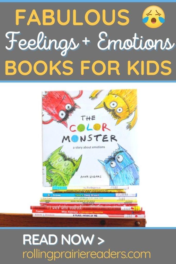 Fabulous Feelings Books for Kids
