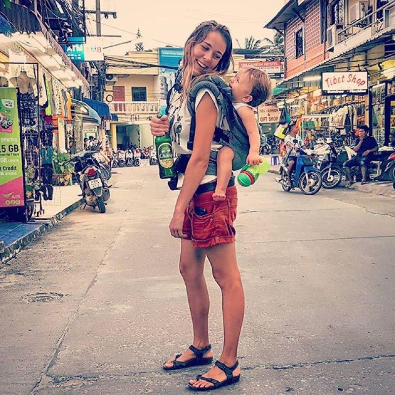 Thailand, Ko Pha Ngan