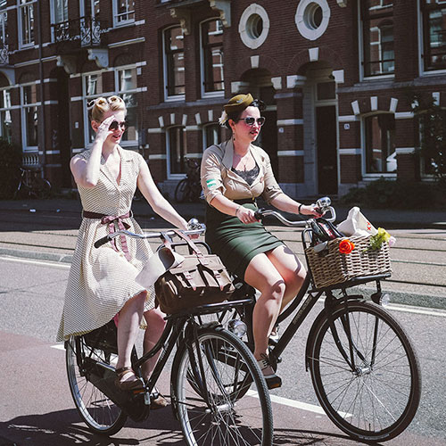 Tweed Ride Amsterdam