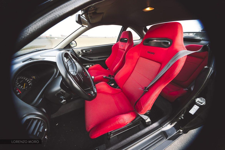 Honda Integra Type R interni