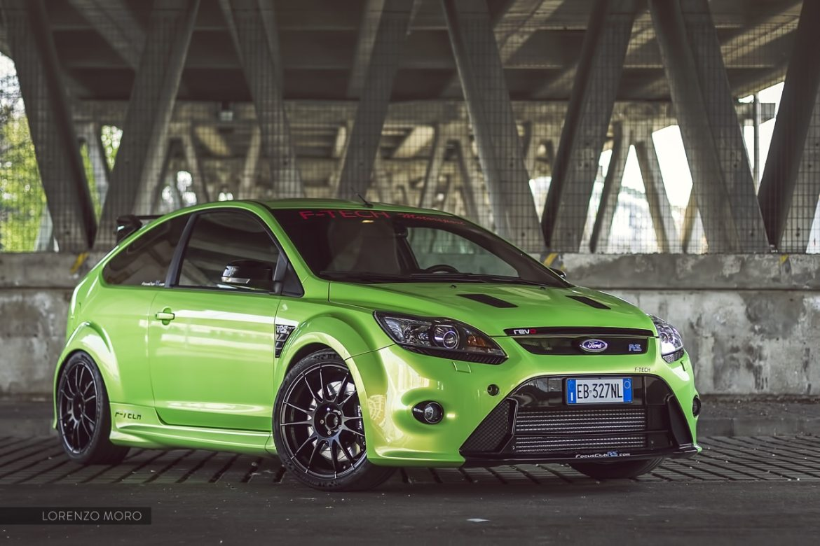 ford focus rs front