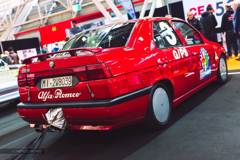 Alfa 155 retro