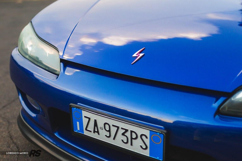 Nissan Silvia Varietta front