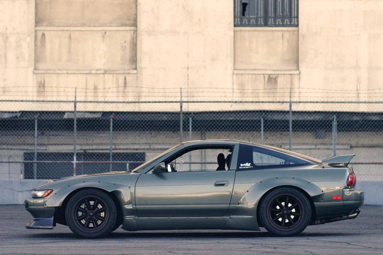 Nissan SilEighty side