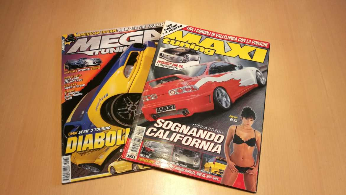 catalogo tuning