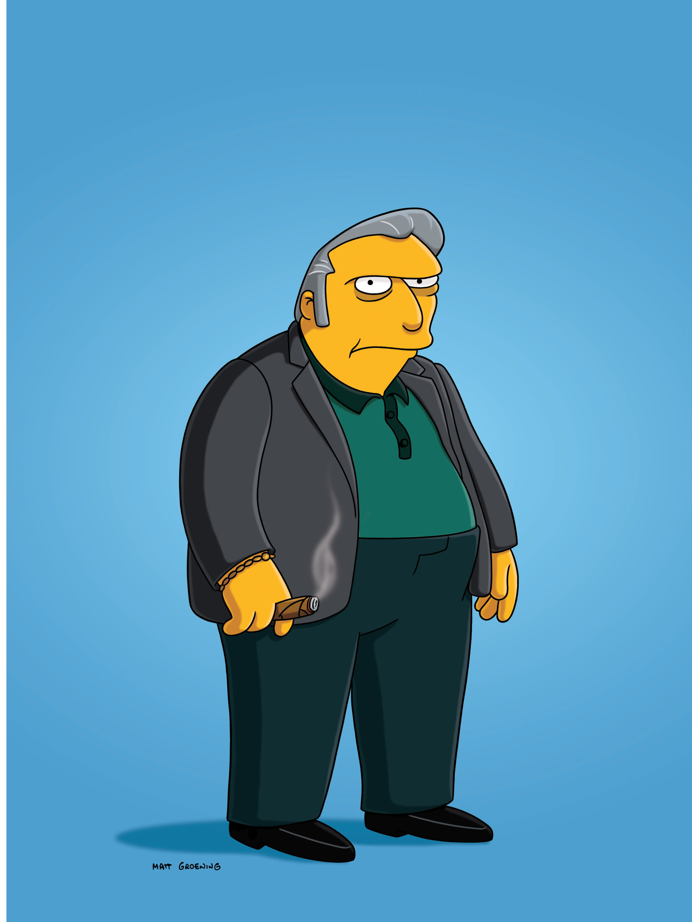 Pig Ear Notch Chart : notch, chart, Simpsons':, Episodes, Rolling, Stone