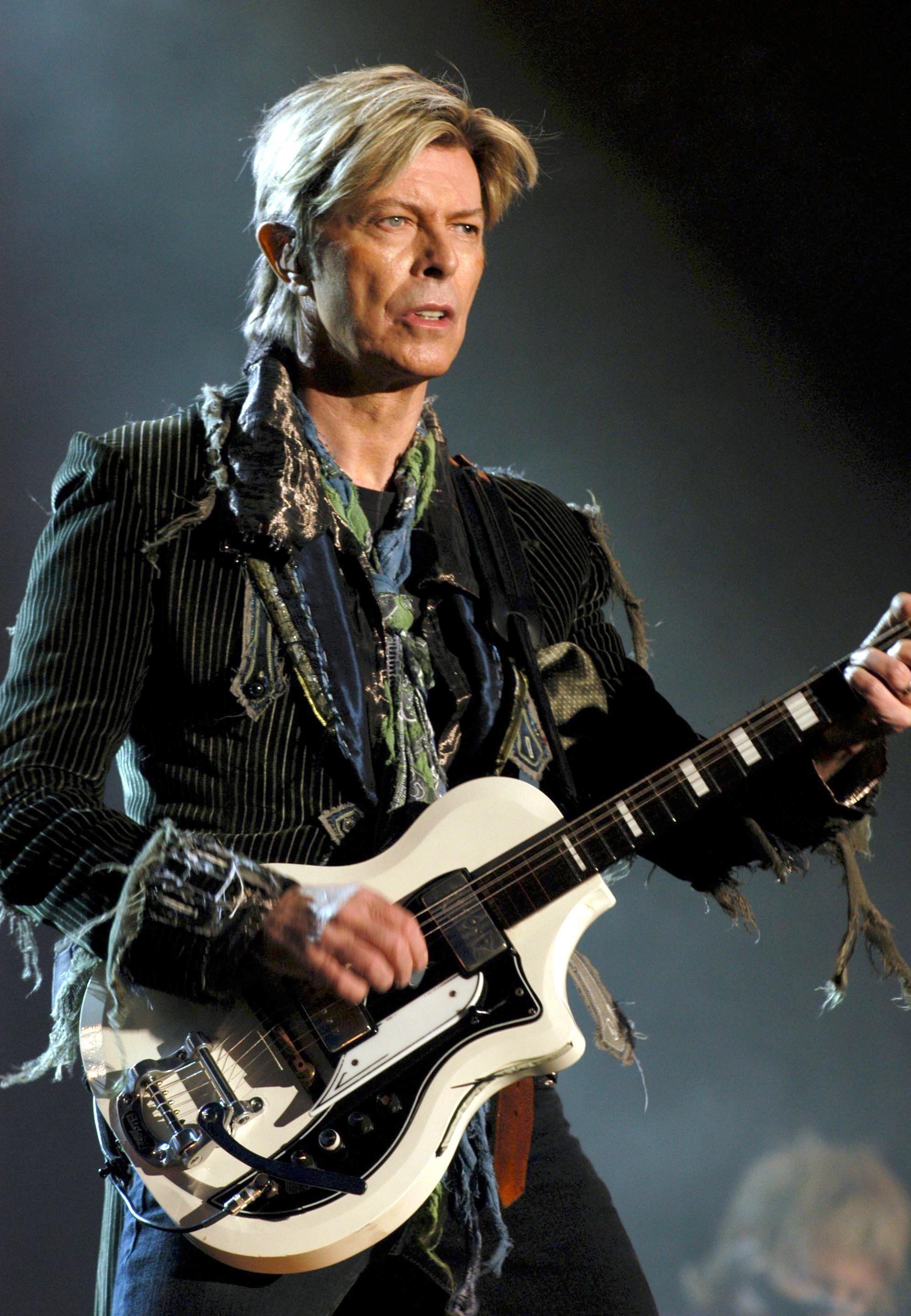 David Bowie 2004 : david, bowie, Bootleg, Week:, David, Bowie, Atlantic, 5/29/04, Rolling, Stone