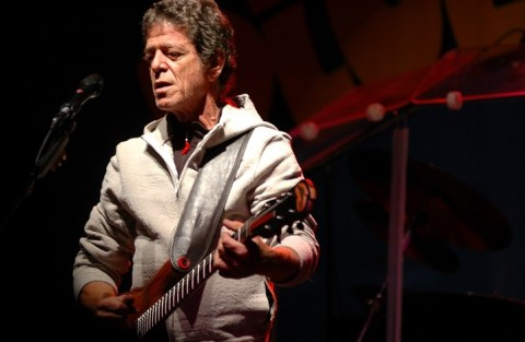Lou Reed Photo: Maverick / Shutterstock