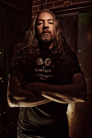 Meshuggah drummer Tomas Haake. Photo: Anthony Dubois