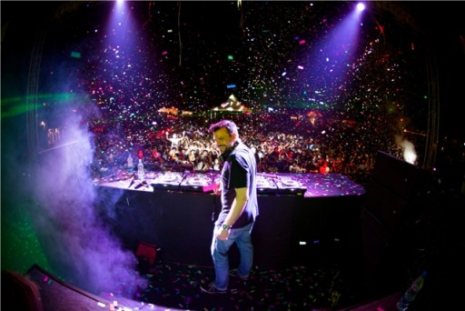 ATB performing on the 2nd night of Enchanted Valley Carnival (3)