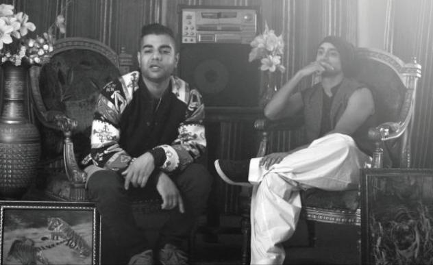 Heems and Riz MC (from left). Photo: Courtesy of the artist