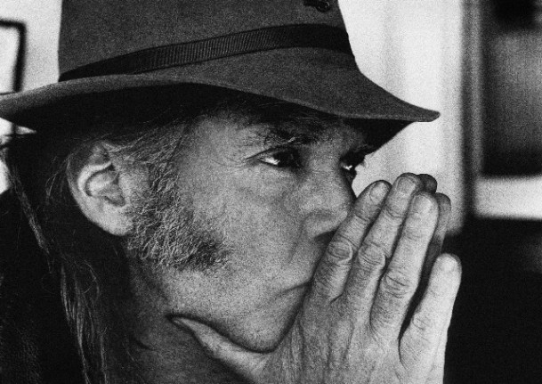 Neil Young. Photo: Pegi Young/Courtesy of Warner Bros Records
