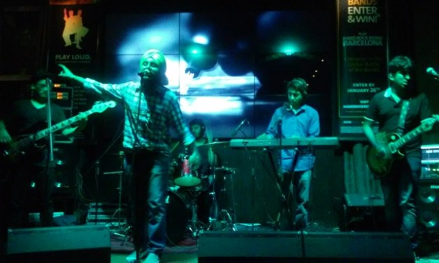 Faridkot live at Hard Rock Cafe Andheri.