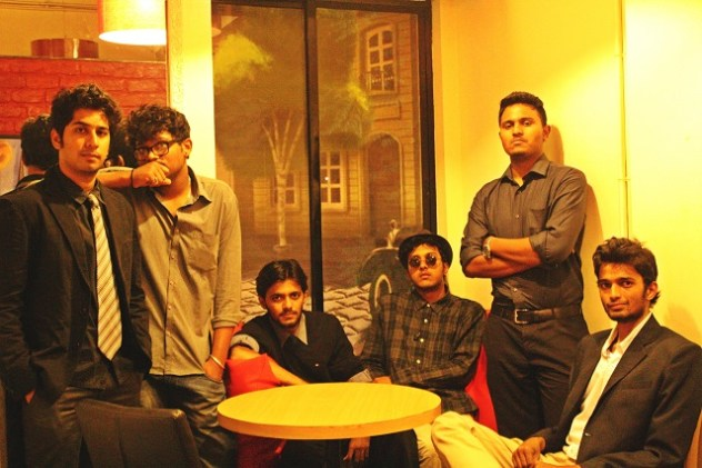 Pune prog rock band Skylight Vision. Photo: Courtesy of the artist