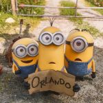 Bob, Kevin and Stuart need a ride to Villain-Con in 'Minions.' Universal Pictures/Illumination Entertainment