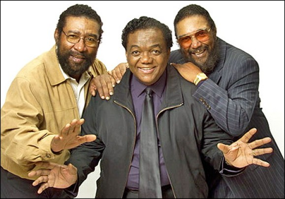 Eddie Holland, Lamont Dozier and Brian Holland.