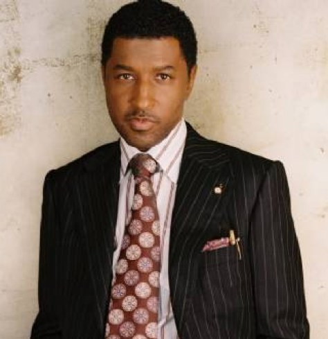 "Kenneth ""Babyface""Edmonds. Photo courtesy of Dabzu"