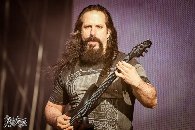 John Petrucci of Dream Theater. Photo courtesy Dirk Behlau/Flickr