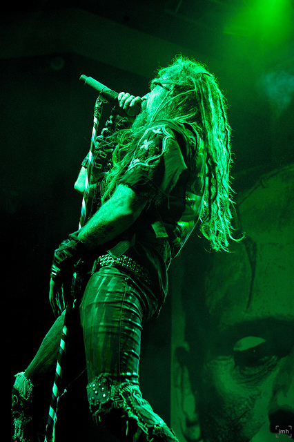 rob zombie - joshuaMHoover (flickr)
