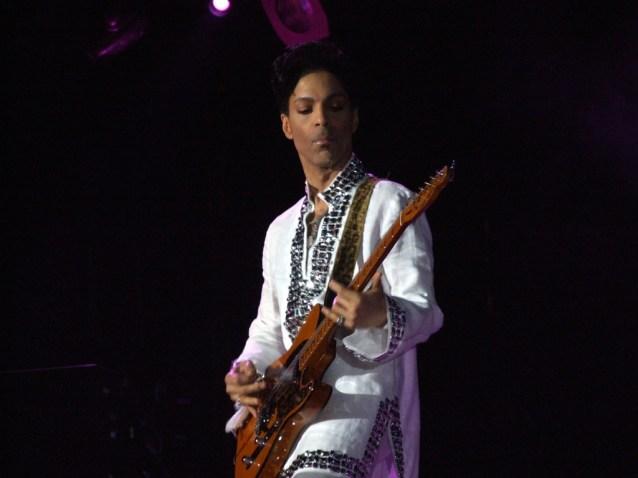 Prince. Photo: Scott Penner